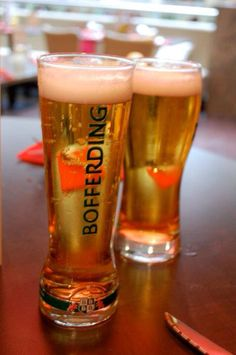 Local beer in Luxembourg City, Luxembourg. France, Luxembourg, Drinks, Tableware, Beer, Europe, Glasses, City, Travel