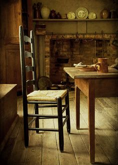 Cabin Kitchen | Flickr - Photo Sharing!