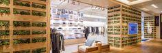 david guarino designs CABaN hayama KYOTO BAL retail shop for tomorrowland