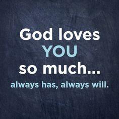 God loves us so much   https://www.facebook.com/photo.php?fbid=10152032417423848