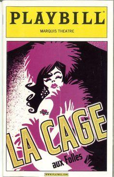 La Cage aux Folles with Robert Goulet