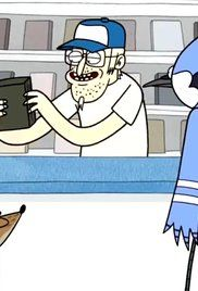 Regular Show Grave Sights. Mordecai and Rigby plan to host a scary-movie night at the abandoned cemetery in the park so they can raise enough funds to earn a paid-day off.