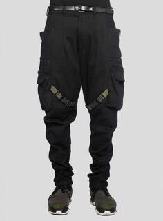 「15S-ES-PL01」Stability Cargo Pants