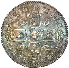 Welcome to Kollectbox Simon Willis Coins 1676 CHARLES II SILVER SIXPENCE for…