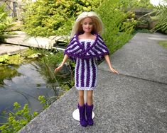 Ravelry: Woolhelmina's Barbie Magic
