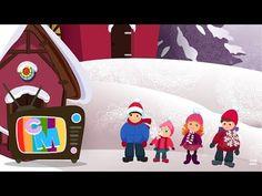 Sus boieri nu mai dormiti - Clopotelul Magic - cantece pentru copii - YouTube