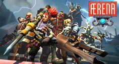 AErena é um jogo online desafiador centrado no herói, com recursos inovadores, uma mecânica revolucionária e gráficos incríveis.