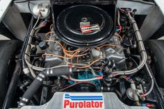 First in Class at Daytona: Holman-Moody 1975 Ford Torino | Bring a Trailer