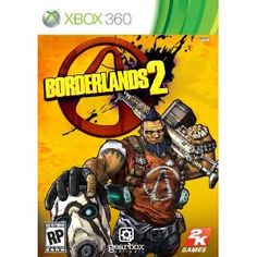 Borderlands 2 (Video Game)  http://www.kinectxbox360offers.net/recloooaer.php?p=B0050SYK44  B0050SYK44