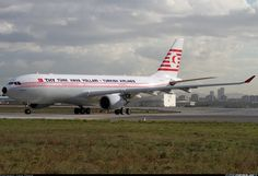 Turkish Airlines TC-JNC Airbus A330-203 aircraft picture
