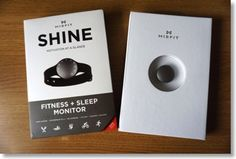 Misfit Shine is a unique fitness & sleep monitor with a minimalist design. Wear as a watch or clasped to your clothes.