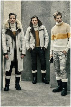 Belstaff Fall Winter 2015 Menswear Collection is Moto Chic - Otoño Invierno #Menswear #Trends #Tendencias #Moda Hombre