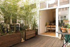 Bekijk deze fantastische advertentie op Airbnb: Family loft with a garden in Paris! - Loft's te Huur in Parijs