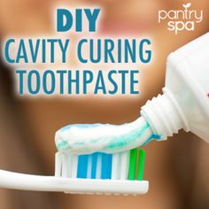 DIY Remineralizing Toothpaste Recipe: Natural Cavity Cure