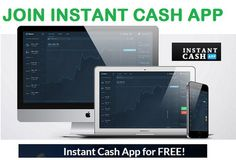 Mark Devis promises $2,000 every single day of trading binary options using Instant Cash App