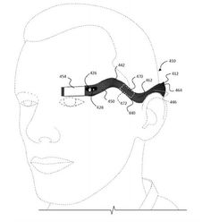 Google Glass could come back as a snake-like flexible headband | Internet of Things - Technology focus | Scoop.it
