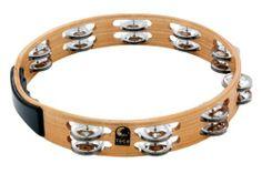 Toca Acacia Tambourine 12 Inch Nickel Jingles by Toca. Save 6 Off!. $45.99. Acacia 12 inches tambourine