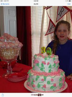 Karahs  10th Birthday