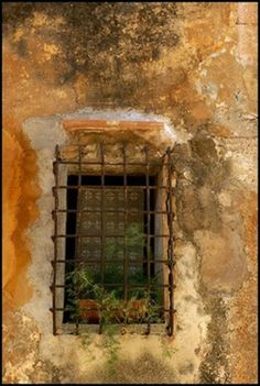 Old World European Window