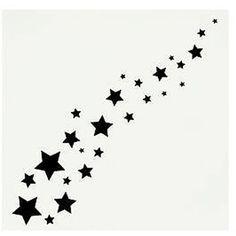 Black Star Tattoos found on Polyvore