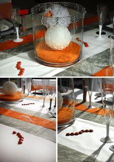 Centro de mesa de bodas