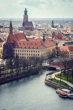 Wroclaw | Poland (by Swapartment)  http://wroclaw.awesomepoland.com/ #wroclaw #poland