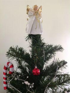 Tree Angel Tree Angel, Christmas Bulbs, Holiday Decor, Home Decor, Decoration Home, Christmas Light Bulbs, Room Decor, Interior Decorating
