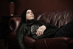 Ville Valo from HIM - Terhi Ylimäinen Photography Ville Valo, My Muse, Documentaries, Most Beautiful, Leather Pants, Husband, Singer, Photography, Women