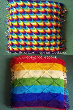 Native American Inspired Cushions