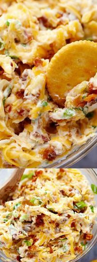 This 5 Minute Million Dollar Dip from The Recipe Critic only has 5 ingredients and is SO easy to make! It is incredibly delicious and totally addicting too. Everyone always raves about this dip and it's a huge hit wherever you take it!