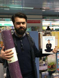 """""""Mein Medikament Yoga - Stabil und selbstbestimmt leben mit Yoga"""" Bald als eBook erhältlich! #yoga #health #book #ebook #sezaicoban #meinmedikamentyoga #bücher #wisdom #wissen #wellness #entspannung #lebensratgeber #robertbetz #einleben #lebensspiel #münich #Germany #deutschland #hugendubel #amazon #promotion #marketing #help #lebenshilfe #thx #grateful"""
