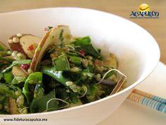 https://flic.kr/p/PCdxYy | Deleita tu paladar con un ceviche de setas en Acapulco. GASTRONOMÍA DE MÉXICO 1 | #gastronomiademexico Deleita tu paladar con un ceviche de setas en Acapulco. GASTRONOMÍA DE MÉXICO. Muchos ingredientes se pueden hacer en ceviche como las setas y este singular platillo, lo puedes encontrar en el restaurante 100% Natural Magallanes de Acapulco, donde es realmente exquisito. Obtén más información en la página oficial de Fidetur Acapulco.