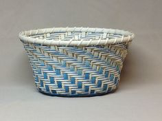 Arctic Mist - Learn from Dianne Gleixner at the 2015 Stowe Basketry Festival!