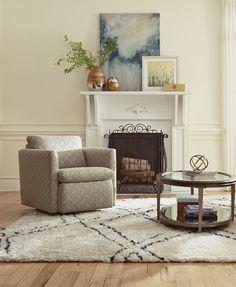 Room design featuring Flexsteel Furniture