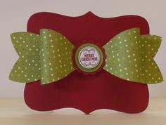 Gift Card Holder,Stampin' Up!