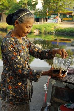 coffee, the Vietnamese way - Ho Chi Minh City, Ho Chi Minh, Vietnam.