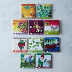 Heirloom Seed Art Packets, Herbs & Vegetables (Set of 5) on Food52