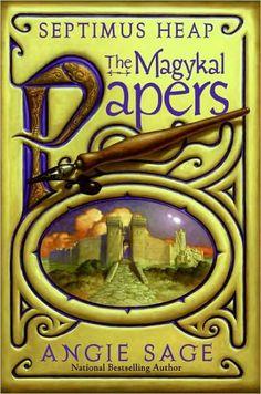 Bonus book...Septimus Heap: The Magykal Papers