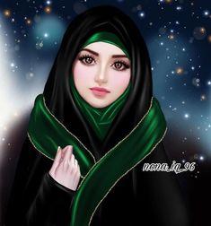 Девочки Lovely Girl Image, Cute Girl Pic, Beautiful Girl Photo, Beautiful Hijab, Sarra Art, Engagement Mehndi Designs, Hijab Drawing, Girly M, Anime Muslim