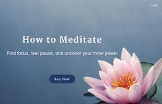 Mindfulness is a practice. Mindful Magazine offers a course on how to meditate to help people like me who need help settling ourminds. People Like, Helping People, Chakra, Mental Health, Meditation, Spirituality, Mindfulness, Peace, Magazine