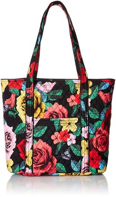 Vera Bradley Vera Tote, Signature Cotton *** Click image to review more details. (This is an affiliate link)
