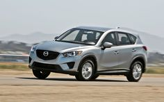 2013 Motor Trend Sport/Utility of the Year Contender: 2013 Mazda CX-5 - WOT on Motor Trend