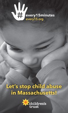 Together, we can stop child abuse. Learn how you can help at every15.org. #stopchildabuse #every15minutes