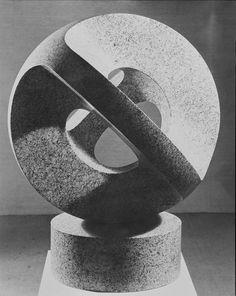 Max Bill.  Construction.  1937 ◢▇◣◥▇▇◤◢▇◣