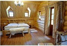 Interiér ze dřeva, Srub Nový Jičín