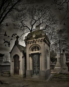Paris - Père Lachaise by Auré from Paris, via Flickr