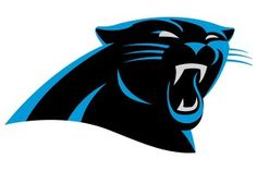 New Carolina Panthers logo.
