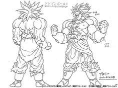 Dragon Ball - Model Sheet 040 | Dragon Ball Art Concepts Mod… | Flickr