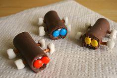 Race Car Cakes!