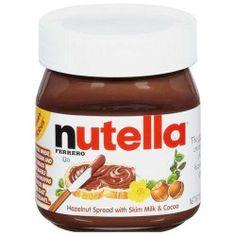 15 Ways to Eat Nutella.